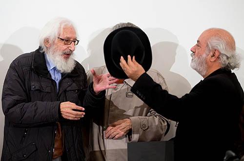 تصاویر جشن تولد بازیگر 82 ساله ایرانی