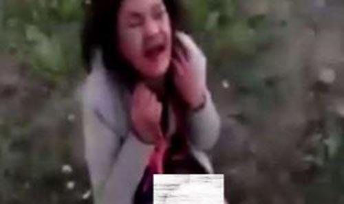 تصاویر تجاوز به دختر 18 ساله در باغ