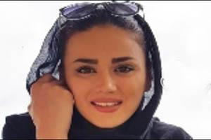 گریه بازیگر زن ایرانی بخاطر تهدید دخترش +فیلم