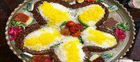 آموزش تصویری تزئین کباب تابه ای