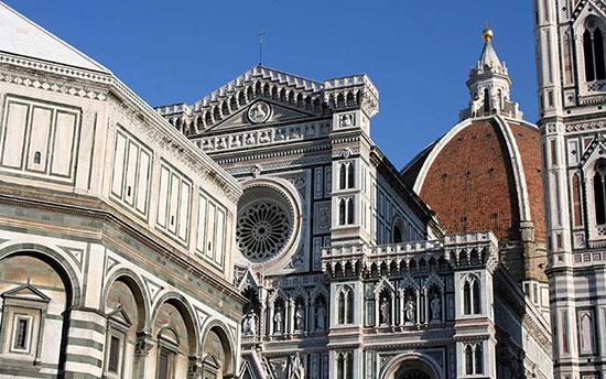 معرفی دیدنیهای رایگان فلورانس ایتالیا +تصاویر
