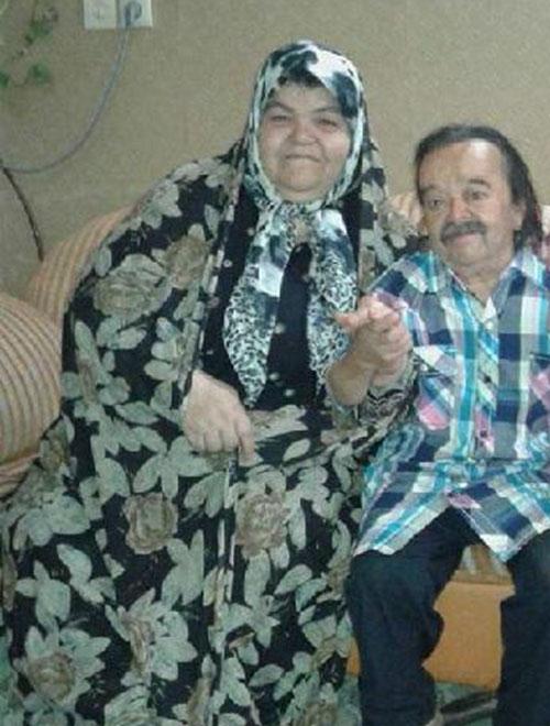 آرزوی اسد الله یکتا و همسرش برآورده شد +عکس