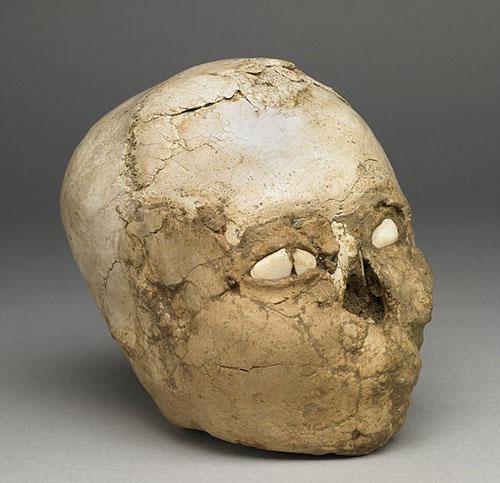 چهره اسکلت مرد 9500 ساله بازسازی شد +عکس