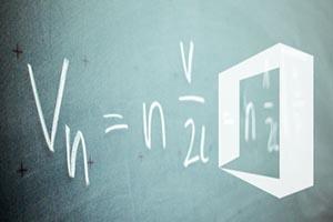 روش سریع تایپ فرمول ریاضی در ورد +عکس