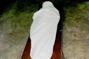 انداختن جنازه مردی در انبار بیمارستان دولتی +عکس