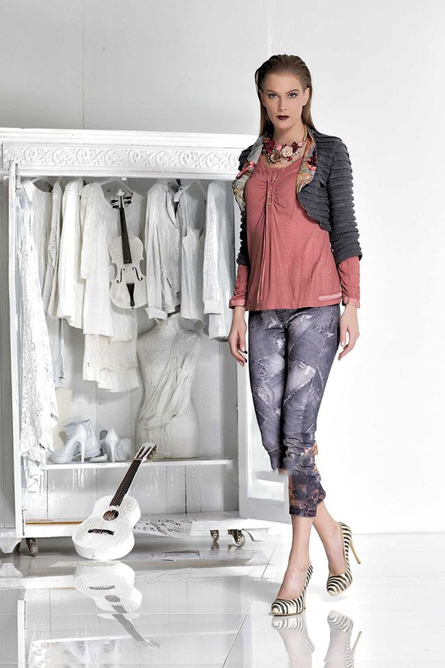 زیباترین مدلهای لباس زنانه زمستانی مارکدار
