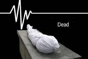 زنده شدن مرده هنگام دفن در استان گیلان