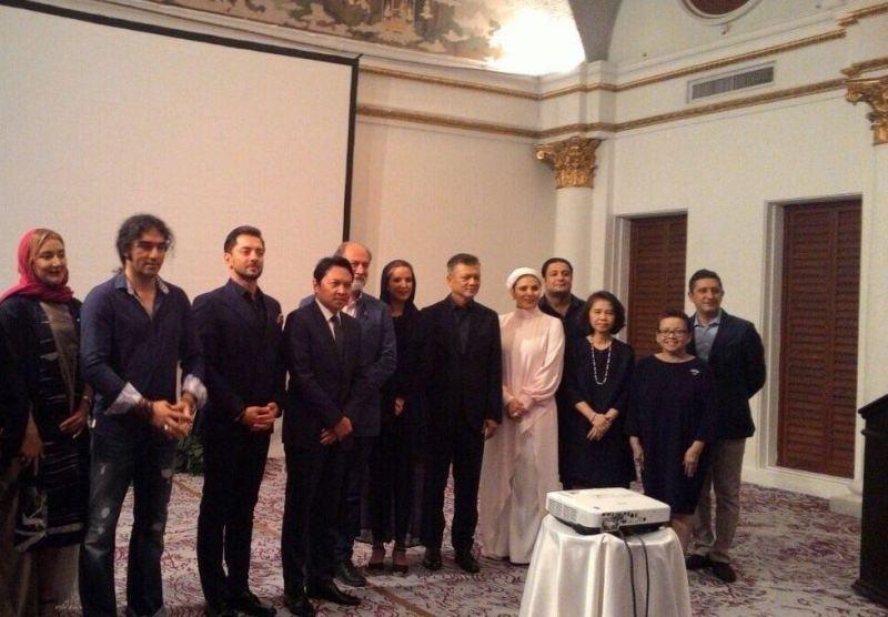 تیپ جنجالی سحر دولتشاهی در مهمانی تایلند+عکس