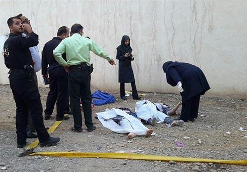 سلفی دو دختر تهرانی قبل از خودکشی +فیلم و عکس