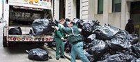 زنی که 30 تن زباله را برای یافتن حلقه زیرورو کرد+عکس