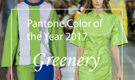 اعلام رنگ سال 2017 به انتخاب پنتون +تصاویر
