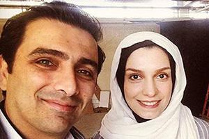 تفریح امین زندگانی و همسرش در ترکیه +عکس