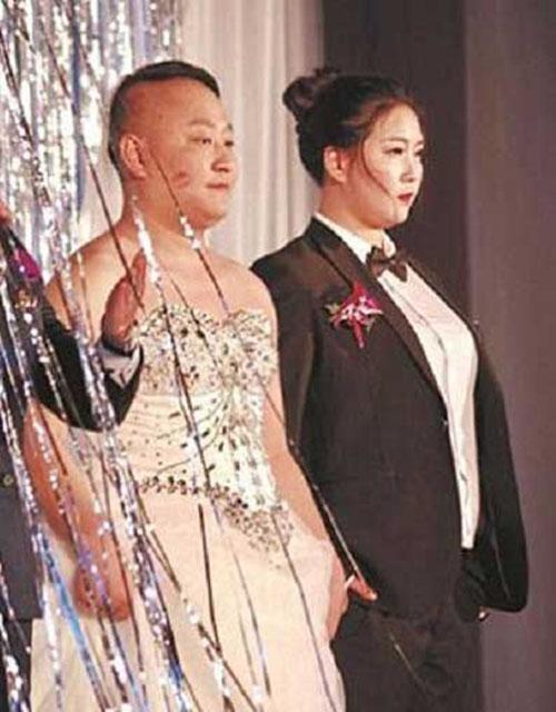 کار عجیب عروس و داماد مهمانان را شوکه کرد +تصاویر