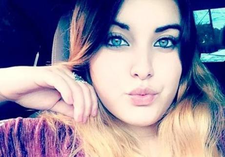 خودکشی این دختر بخاطر زیبایی حسادت برانگیزش +عکس 1