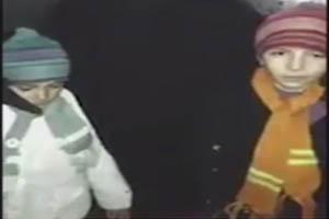پدر و مادر داعشی دخترانشان را منفجر کردند +فیلم