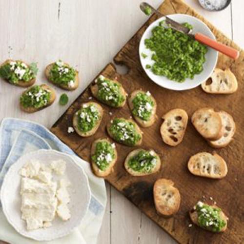 آموزش تهیه غذای ایتالیایی کروستینی به دو روش +عکس
