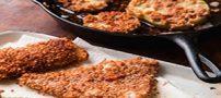 روش پخت ماهی سوخاری پفکی در ماهیتابه