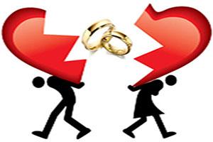 طلاق این خانم بازیگر جعلی از آب درآمد +عکس