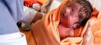 مرگ نوزاد کارتن خواب در تهران بر اثر سرما+عکس