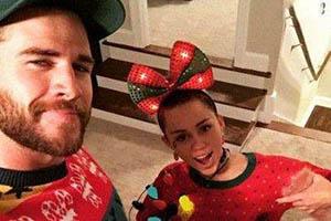 تصاویر ستاره های هالیوودی در کریسمس امسال
