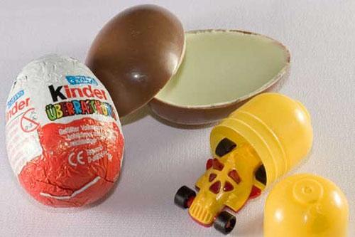 مرگ پدر تخم مرغ شانسی و شکلات نوتلا +عکس