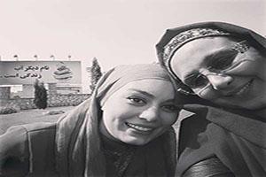 آشتی سحر قریشی و بهنوش بختیاری در کریسمس +عکس