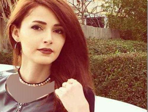 دختر ایرانی در مسابقه ملکه زیبایی 2017  +تصاویر