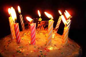 جشن تولد مرد 146 ساله +عکس
