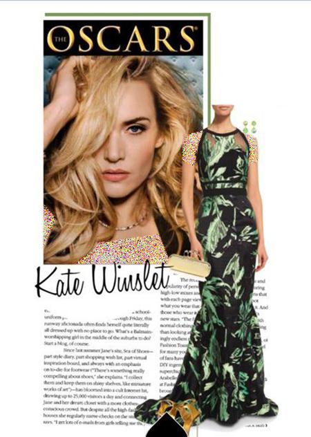 مدلهای ست لباس شب کیت وینسلت