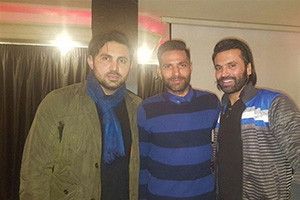 فیلمی با حضور فوتبالیستهای مشهور ایرانی