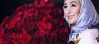 فیلم هدیه دسته گل 10 میلیونی طرفدار به الهام حمیدی +عکس
