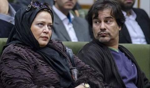 حرفهای رضا رویگری در مورد طلاق بهاره رهنما +عکس