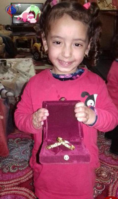 جنجال خواستگاری داماد 7 ساله از فریده 4 ساله +عکس