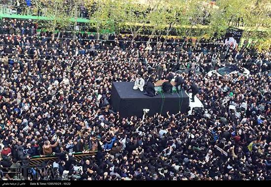 تصاویر تشییع آیت الله هاشمی رفسنجانی +بروز رسانی و فیلم ( 77 عکس )