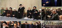 تصاویر مراسم ترحیم آیت الله هاشمی