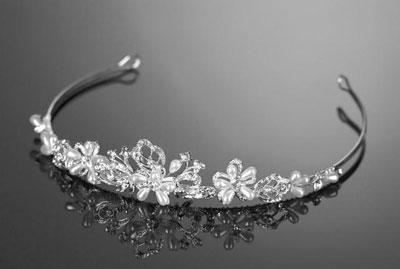 مدل تاج عروس های ساده و خاص