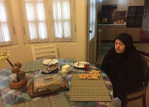 دلنوشته همسر آیت الله هاشمی بعد از فوت وی + عکس