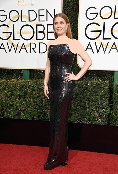 زیباترین مدلهای لباس هنرمندان در گلدن گلوب 2017