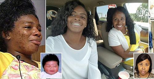 دختر ربوده شده بعد 18 سال پیدا شد +تصاویر
