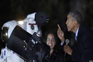 امضای باراک اوباما در سطح کره مریخ +عکس