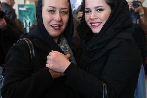 عکس بیحجابی که شریفی نیا از آزیتا حاجیان پخش کرد+تصویر