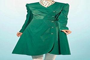 جدیدترین مدلهای مانتو رنگ سال 96