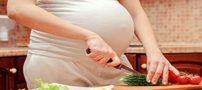 اثرات جالب خوردن خیار در زنان باردار