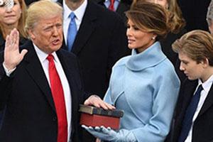 تصاویر و جزئیات مراسم تحلیف دونالد ترامپ