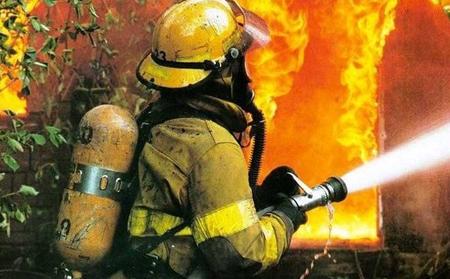 کارت پستال تشکر و تقدیر از آتش نشانان