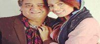 تصاویر جشن تولد رضا رویگری در کنار همسر زیبایش