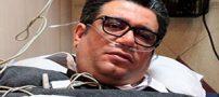 فیلم اوضاع جسمی رضا رشیدپور در ccu از زبان خودش