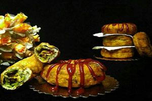 دستور پخت مرغ حلقه ای مجلسی