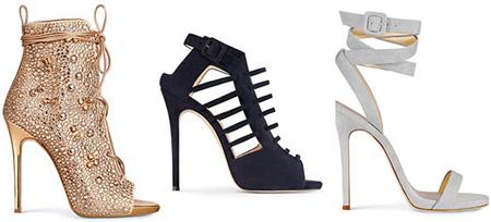 کلکسیون جدیدترین مدل کفشهای جنیفر لوپز