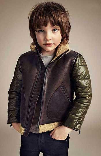 تصاویر جدیدترین مدل موهای پسرانه مد امسال
